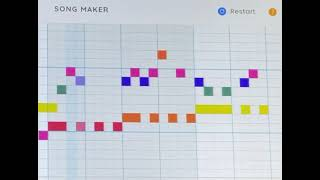 [크레용팝] Saturday Night Song Maker 테스트