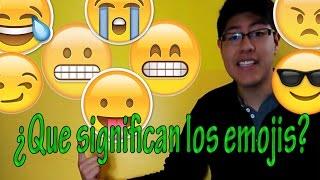 ¿Que significan los emojis? | Kiobo thumbnail