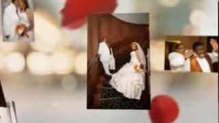the wedding of camalle and sherry love conquers all after 16 years we are married