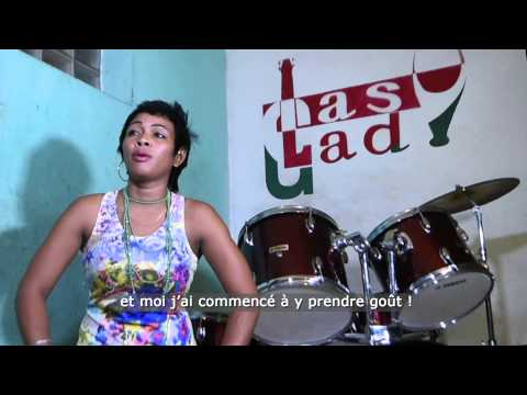 Interview Gasy Lady- Chanteuse- no comment ® - Madagascar