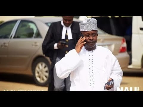 FG accuses chief judge of illegally transferring Farouk Lawan's $620,000 subsidy bribery case