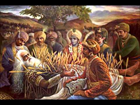 MAHABHARATA  CHAPTER 4 AMBA AND BHISMA