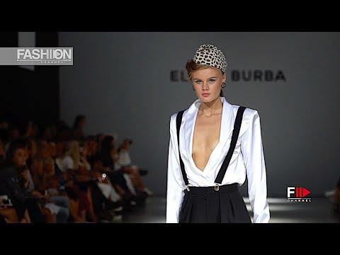 ELENA BURBA Spring Summer 2019 Ukrainian FW - Fashion Channel