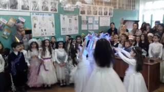 Танец Снежинок.с Билбил.