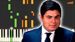En definitiva - Alfredo Olivas - Piano - Synthesia