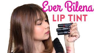 NEW Ever Bilena Lip and Cheek Tint Roller First Impression +SWATCH💄💋