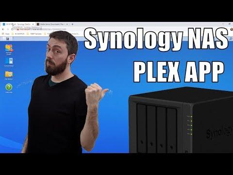 Synology Plex App Update - IMPORTANT!