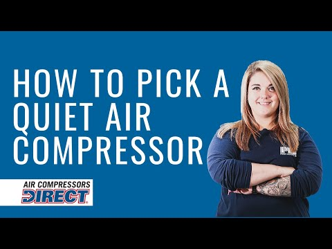 How To Find A Quiet Air Compressor