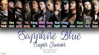 Super Junior - Sapphire Blue