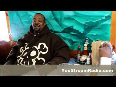 Reggie Reg - Talks History of Baltimore Nightlife @TheDiamondKShow