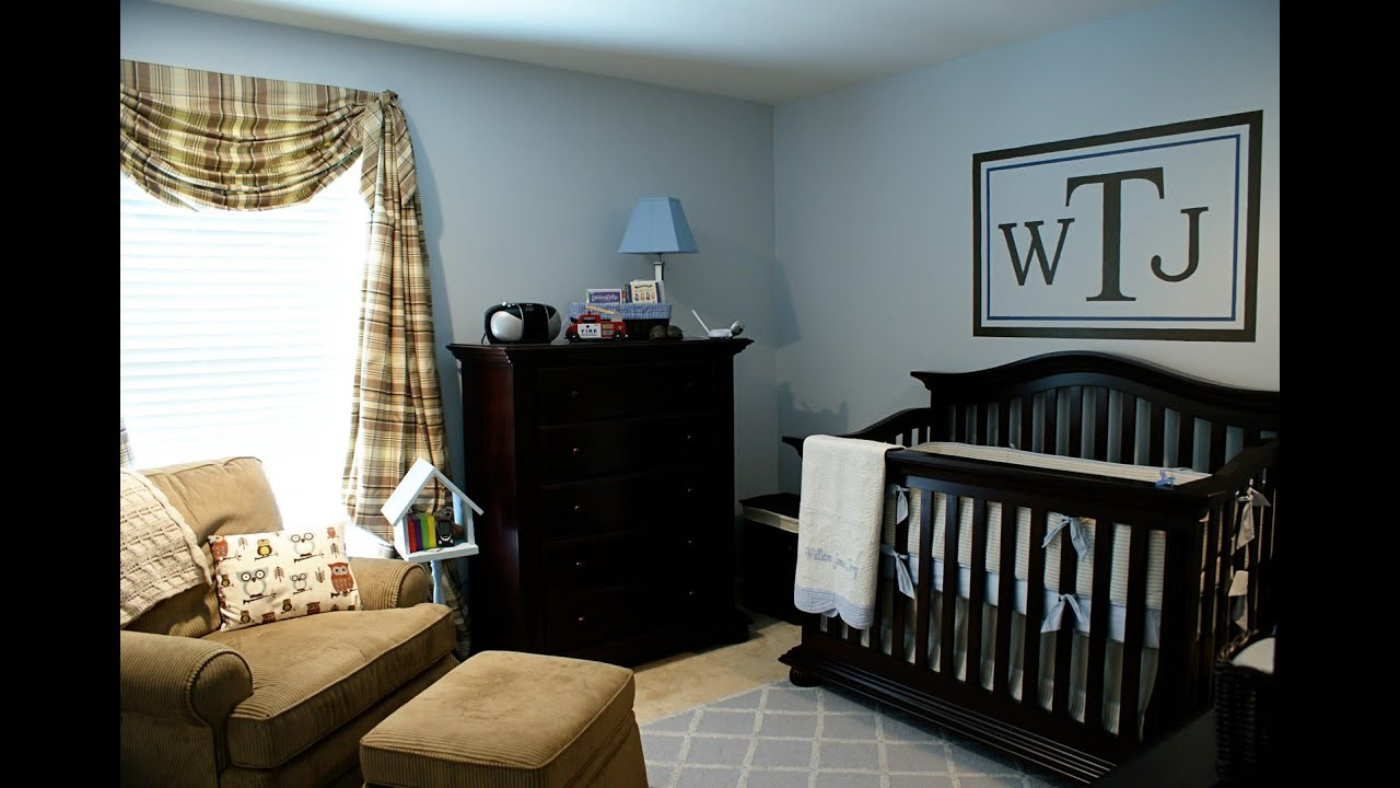 Amazing Twin Baby Room Ideas - YouTube