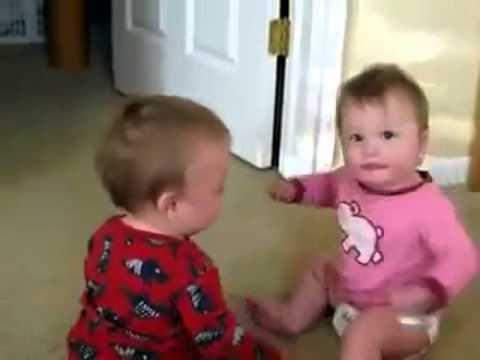 Emzik Kavgasi Komik Bebek