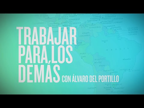 Working for the others // Trabajar para los demás (International version)