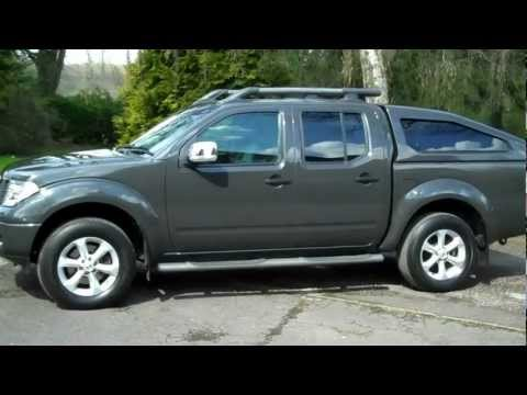 2008 08 Nissan Navara 2 5 DCi Auto Aventura with Sports Top