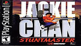 Jackie Chan StuntMaster - His Best Game