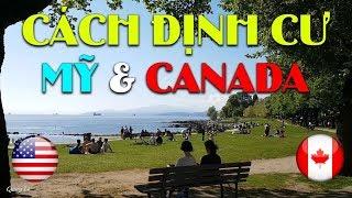 Cách định cư MỸ & CANADA | English Bay - Du Lịch Vancouver Canada | Quang Lê TV #47