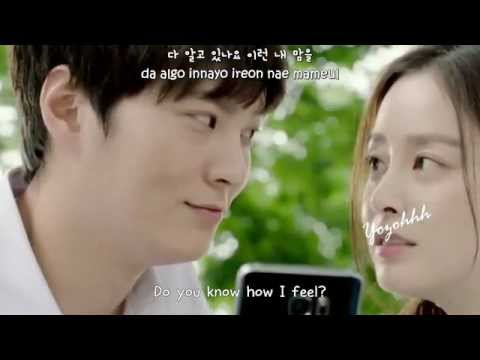 Baek Ah Yeon  - So We Are (이렇게 우리) FMV (Yong Pal OST)[ENGSUB + Romanization + Hangul]