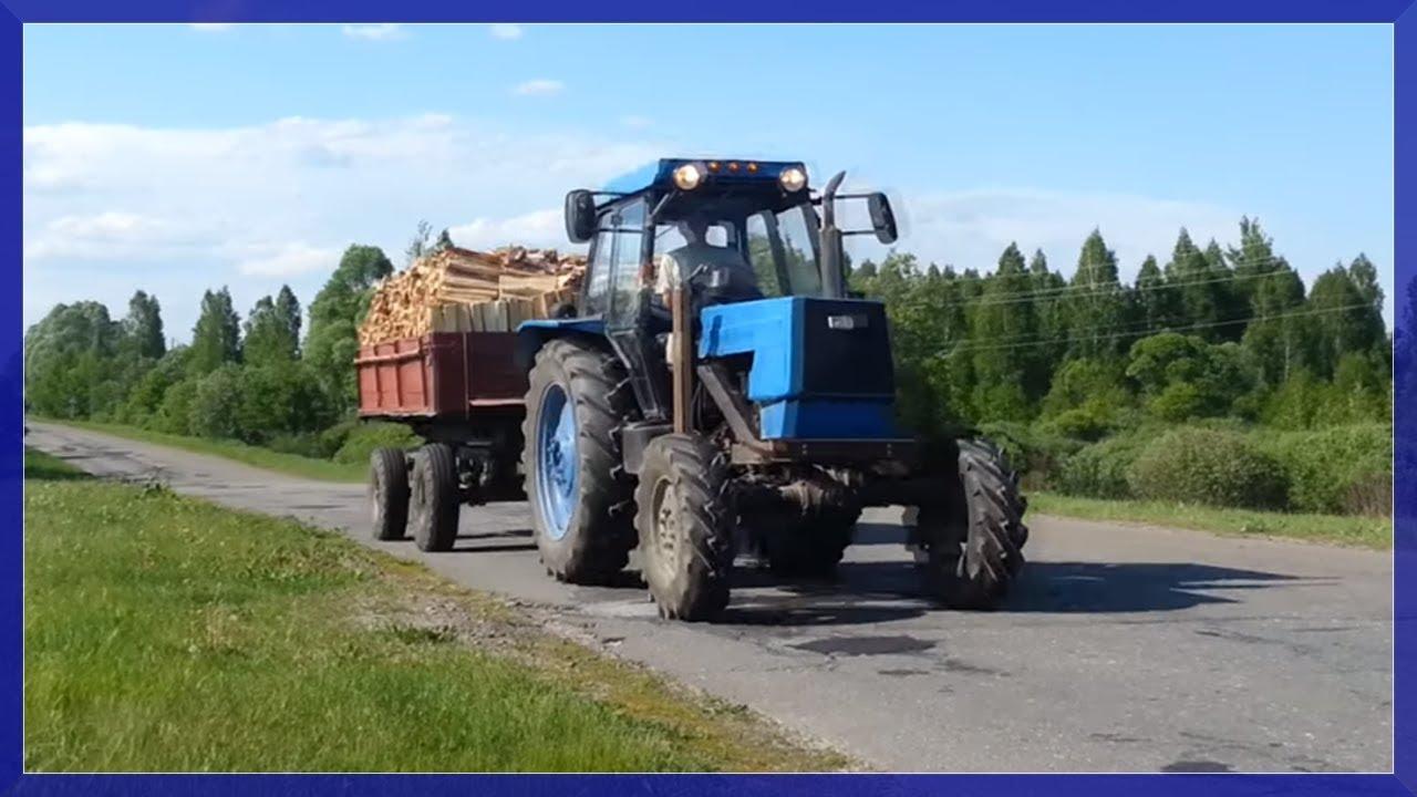 трактор лтз фото