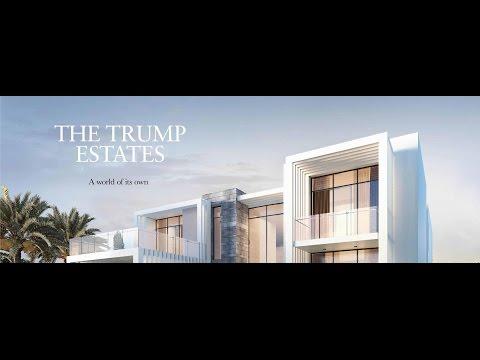 Damac The Trump Estates, DAMAC Hills, Sample Villas, Brochure, Dubailand, Dubai, UAE