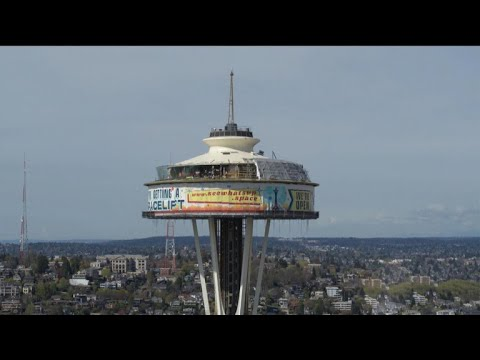 Seattle's Space Needle gets upgraded