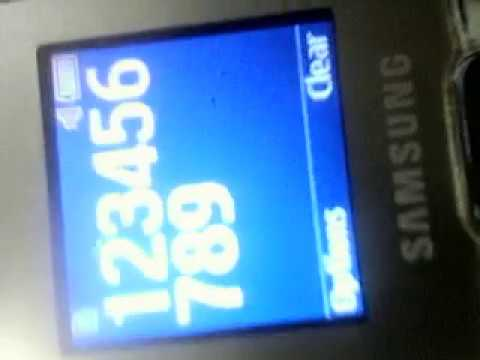 """samsung e1200 keypad 0 """"4 not working 100000% done"""
