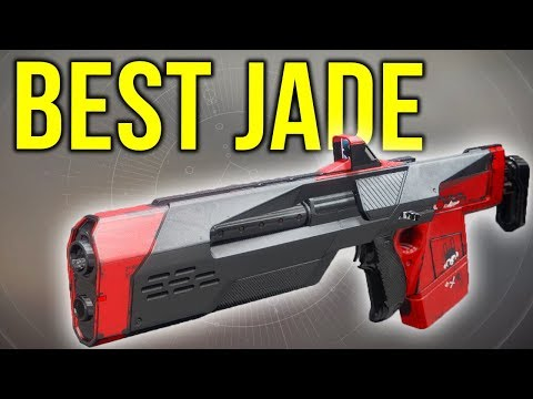 THE *BEST* JADE RABBIT!! (Destiny 2)