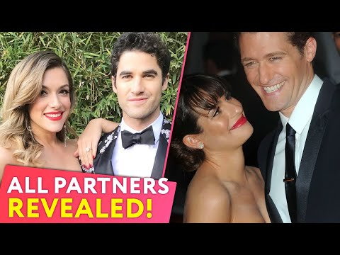 Glee: The Real-life Partners Revealed  ⭐OSSA