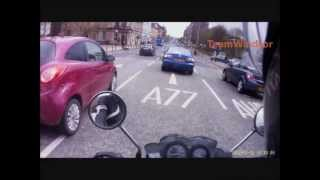 Motorcycle Near Miss Compilation