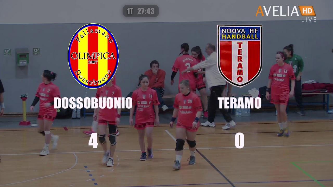 Serie A1F [19^]: Dossobuono - Teramo 52-23