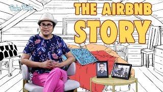Gambar cover Buka Buku - The Airbnb Story
