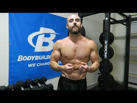 BajheeraIRL - August 2018 Physique Update #1 (186 lbs) - Natural Bodybuilding Vlog (3 Weeks Out )
