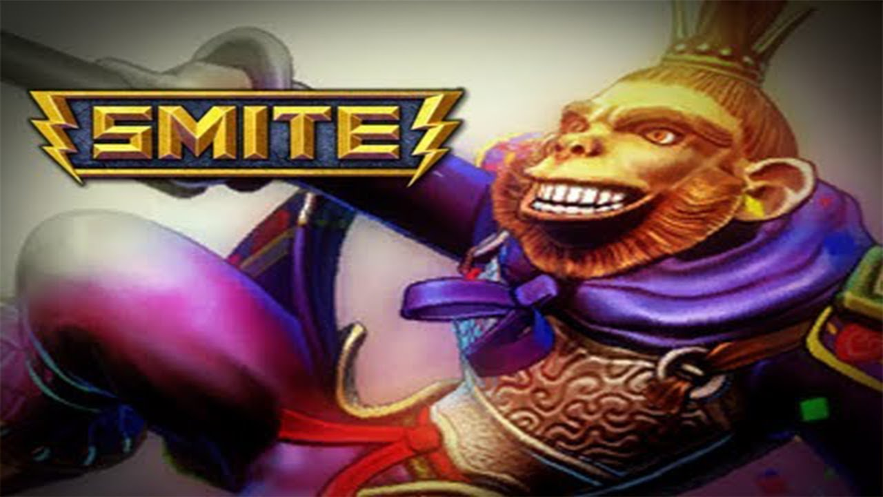 Smite Sun Wukong Build Guide: Sun Wukong - Serious Monkey Business ...