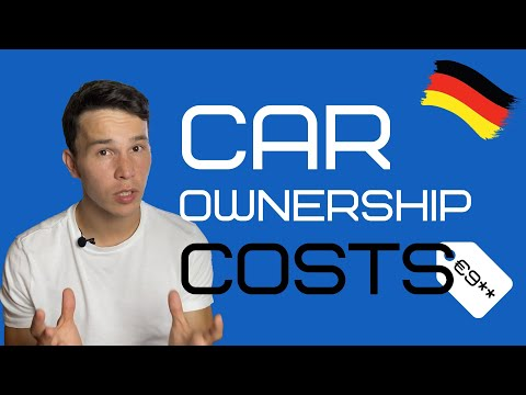 Cost of owning a car in Germany | NewDrive