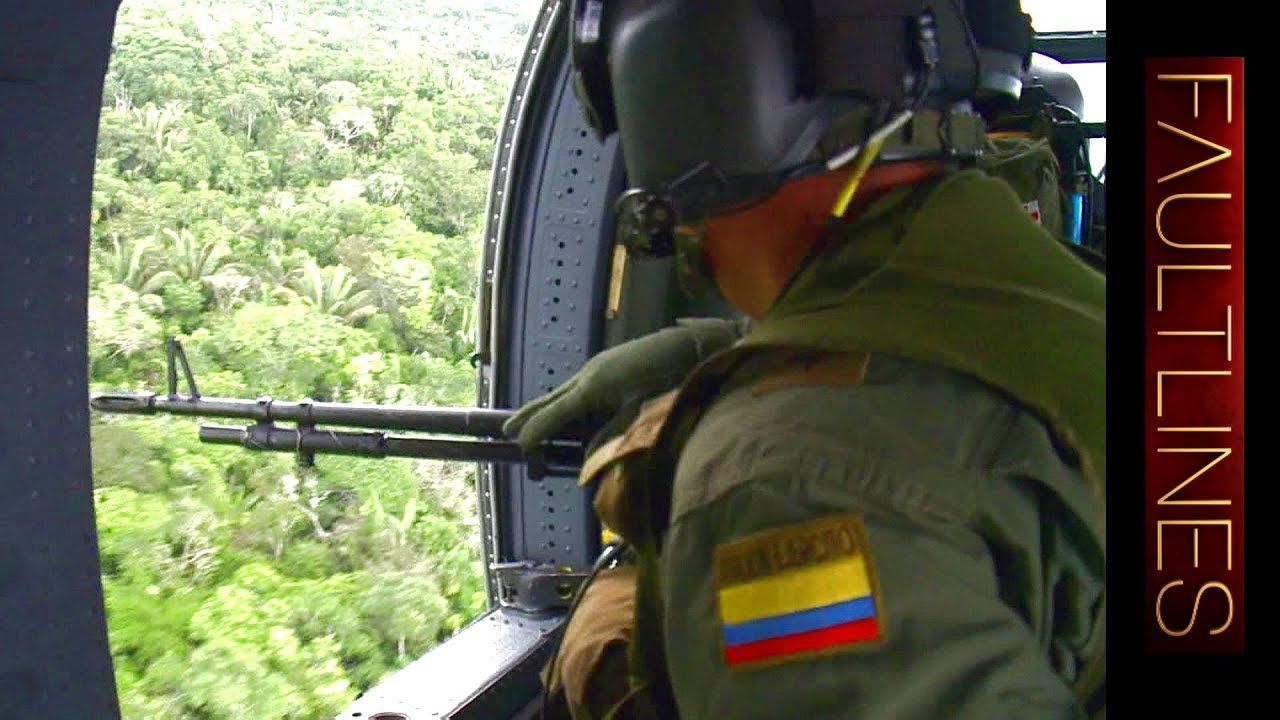 Us Colombia Base Agreement Fault Lines Youtube