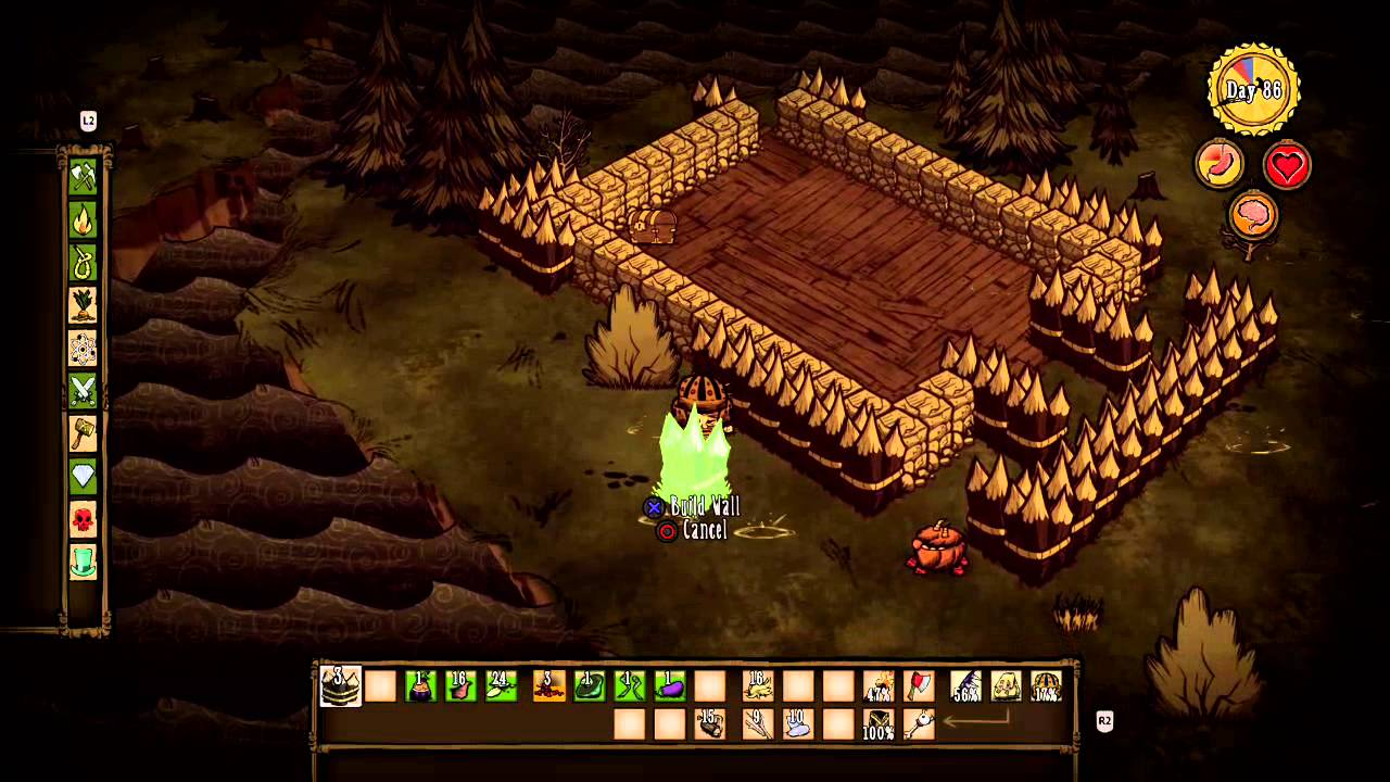 Dont Starve How To Build House
