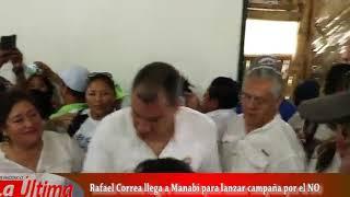 ¡ÚLTIMA HORA! ¡Declaraciones Contundentes de Rafael Correa!