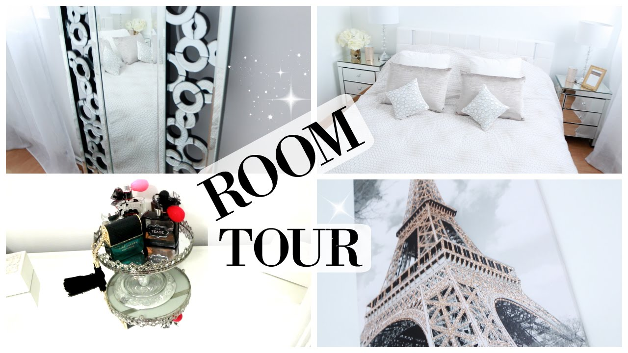 room tour id es d co chambre youtube. Black Bedroom Furniture Sets. Home Design Ideas