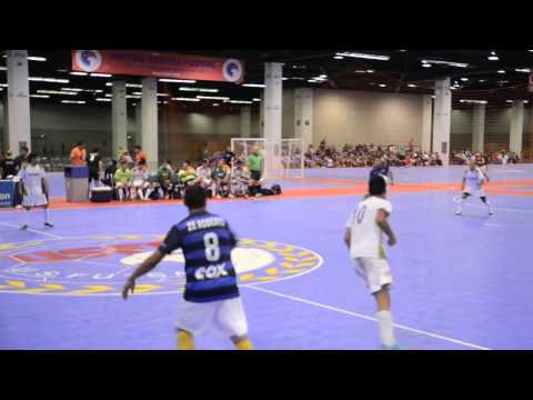 Sockers vs AMWAY - National Futsal Championship (Anaheim, CA), Bracket play