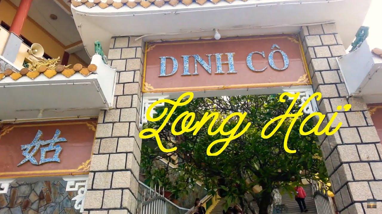 Viếng Dinh Cô Long Hải, Bà Rịa Vũng Tàu đầu năm 2020 #8.1.2020