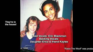 Raise The Woof(Roof) Guitar Radio Jingle By Eric Blackmon For Greenville Grrowl Hockey Team