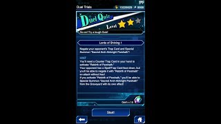 Yugioh Duel Links - Duel Quiz level 2 : Lords of Shining 1