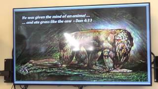 2017.05.21 다니엘서 강해 #9, 다니엘 5:1-16