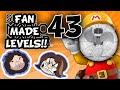 Super Mario Maker: Magic Fingers - PART 43 - Game Grumps