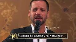 """Rodrigo de la Serna y """"el Yotivenco""""  tocaron milonga del conventillo"""
