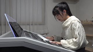 【 Let It Go 】映画『アナと雪の女王』劇中歌 エレクトーン演奏