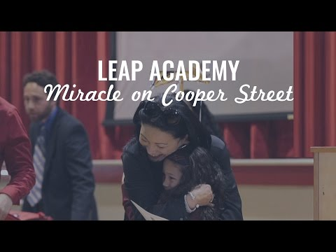 Rutgers LEAP Academy: Miracle On Cooper Street (2016)