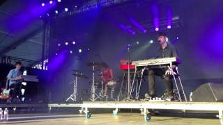 "James Blake ""To The Last"" Live at Coachella 2013 HD"