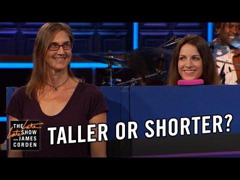 Taller or Shorter w Lonzo Ball & Sonequa MartinGreen