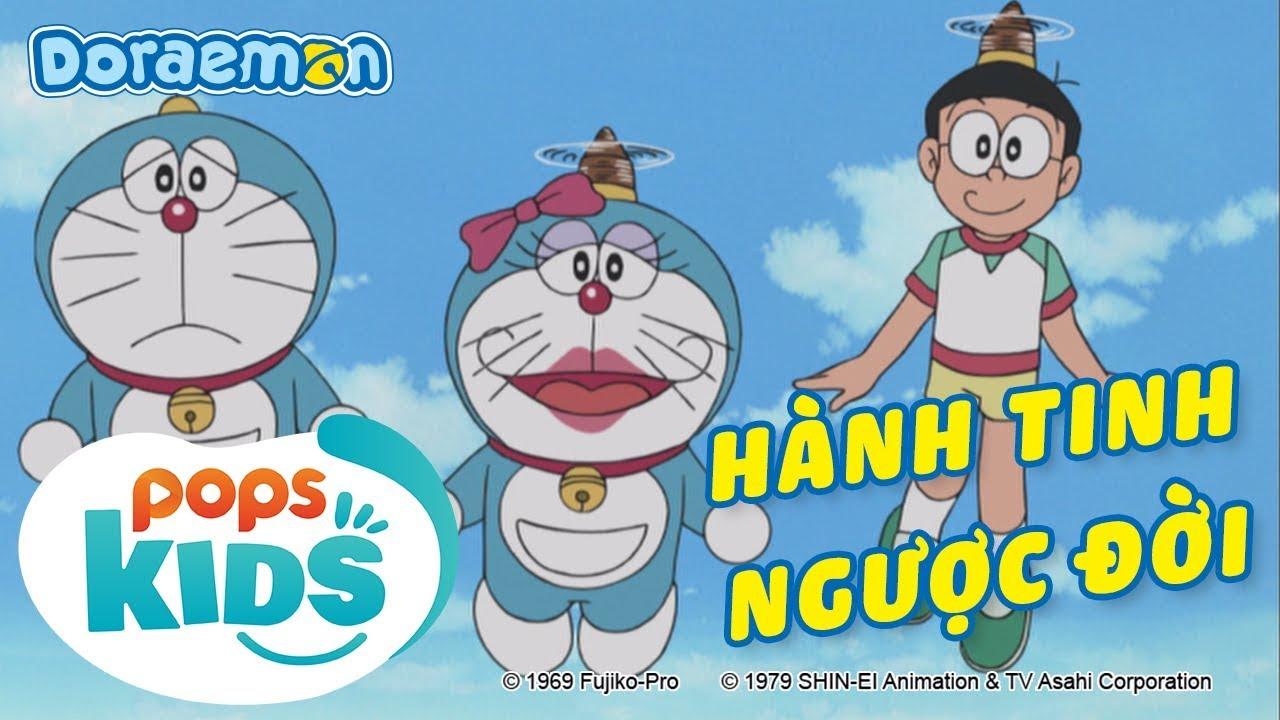 Doraemon Tập 328 - Hành Tinh Ngược Đời - Hoạt Hình Tiếng Việt