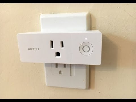 hook up wemo to alexa